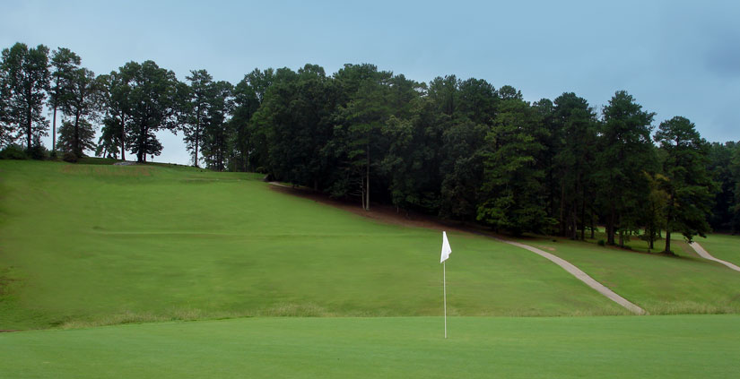 Alfred Tup Holmes Golf Course in Atlanta, GA