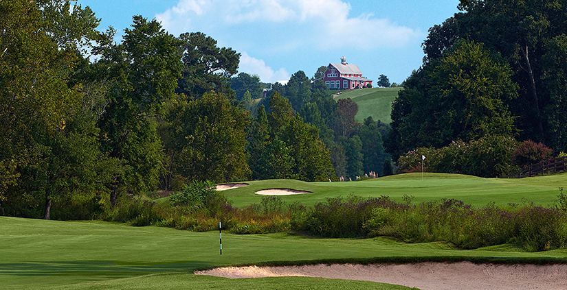The Golf Club at Bradshaw Farm in Woodstock, GA